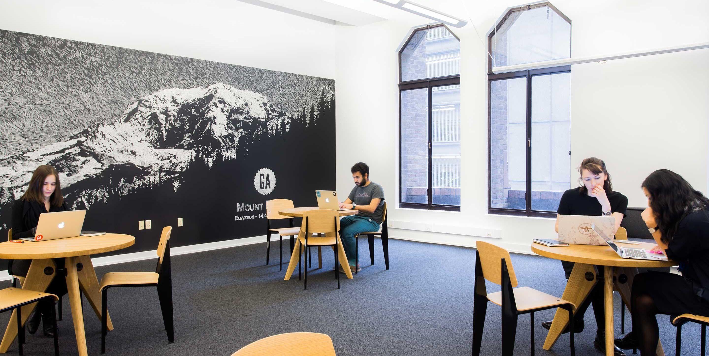 Learn Coding Design Digital Marketing In Seattle
